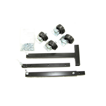 """Standard Model #375 Tailweight Base Post, Top Extension, 13"""" Extension and Hardware Packet"""