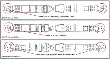 Mooney M20 Front Inertial Reel Replacement / Upgrade - Lift Lever