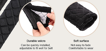 Shoulder Harness Pads - 2 Pack