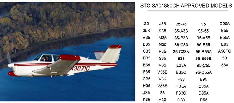 Beechcraft STC Kits