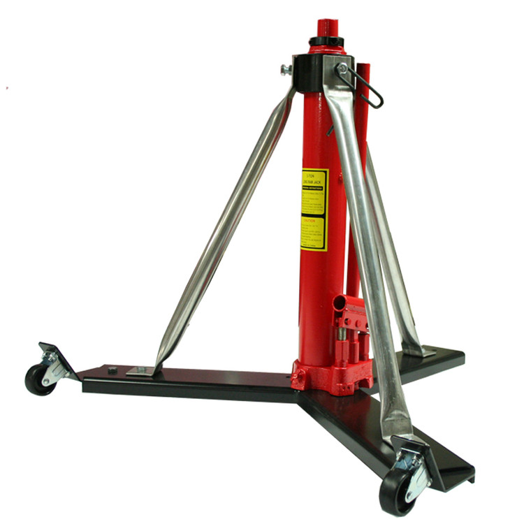 "324W - 3 Ton Jack (6,000 lbs) / 24"" - 40"" Effective Range.  Wheels Included"