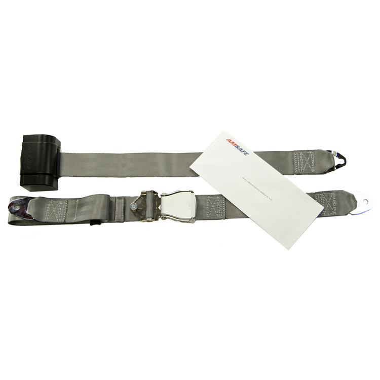 Cessna 177 Rear Inertial Reel Replacement / Upgrade