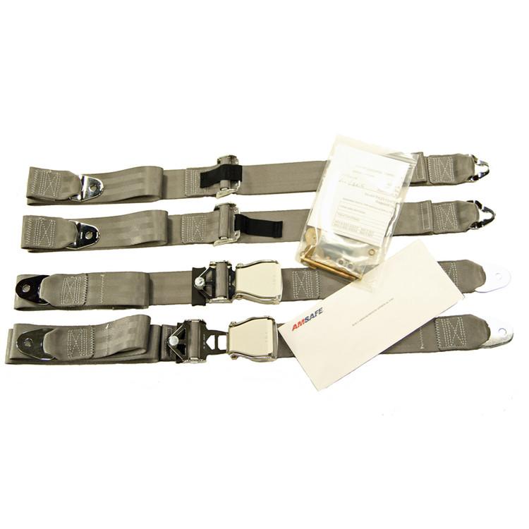 Piper PA23 Fixed Strap STC Kit