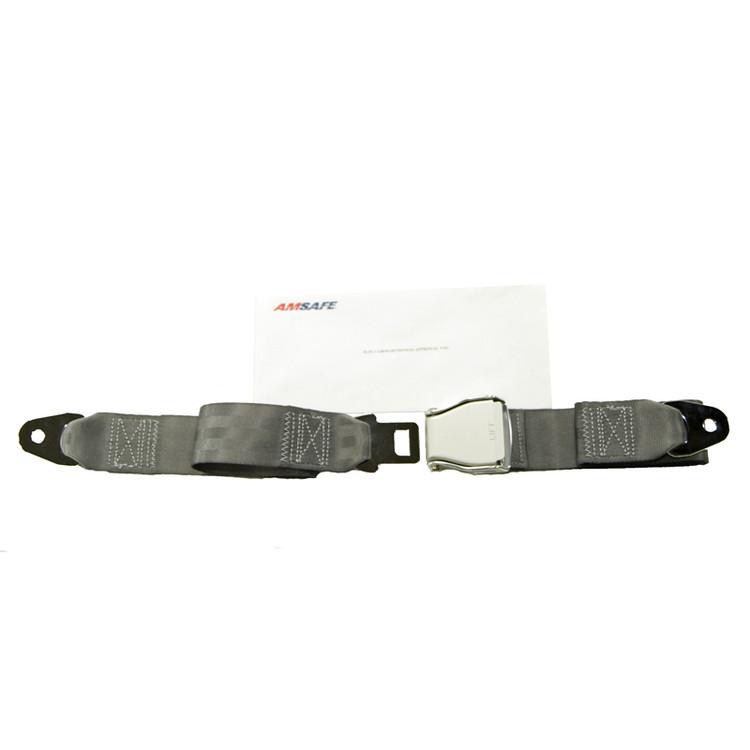 Rear Lap Belt Replacement