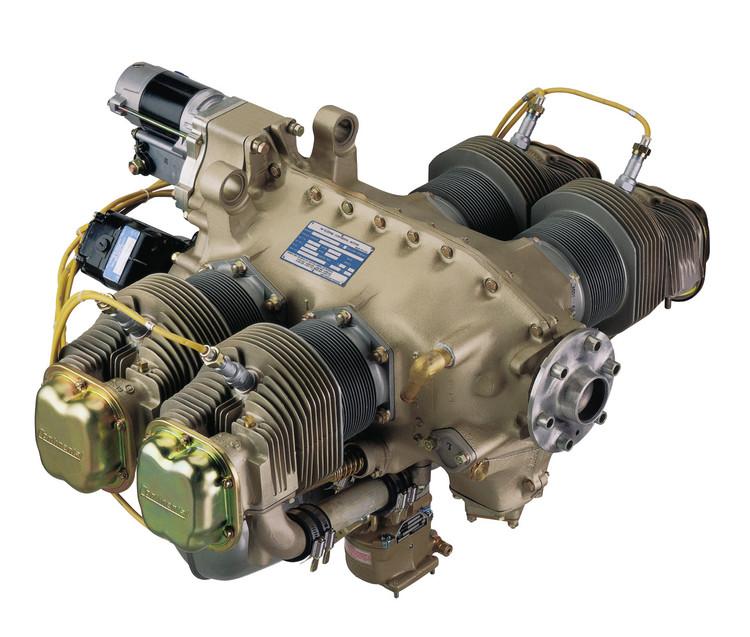 Continental O200A Engine