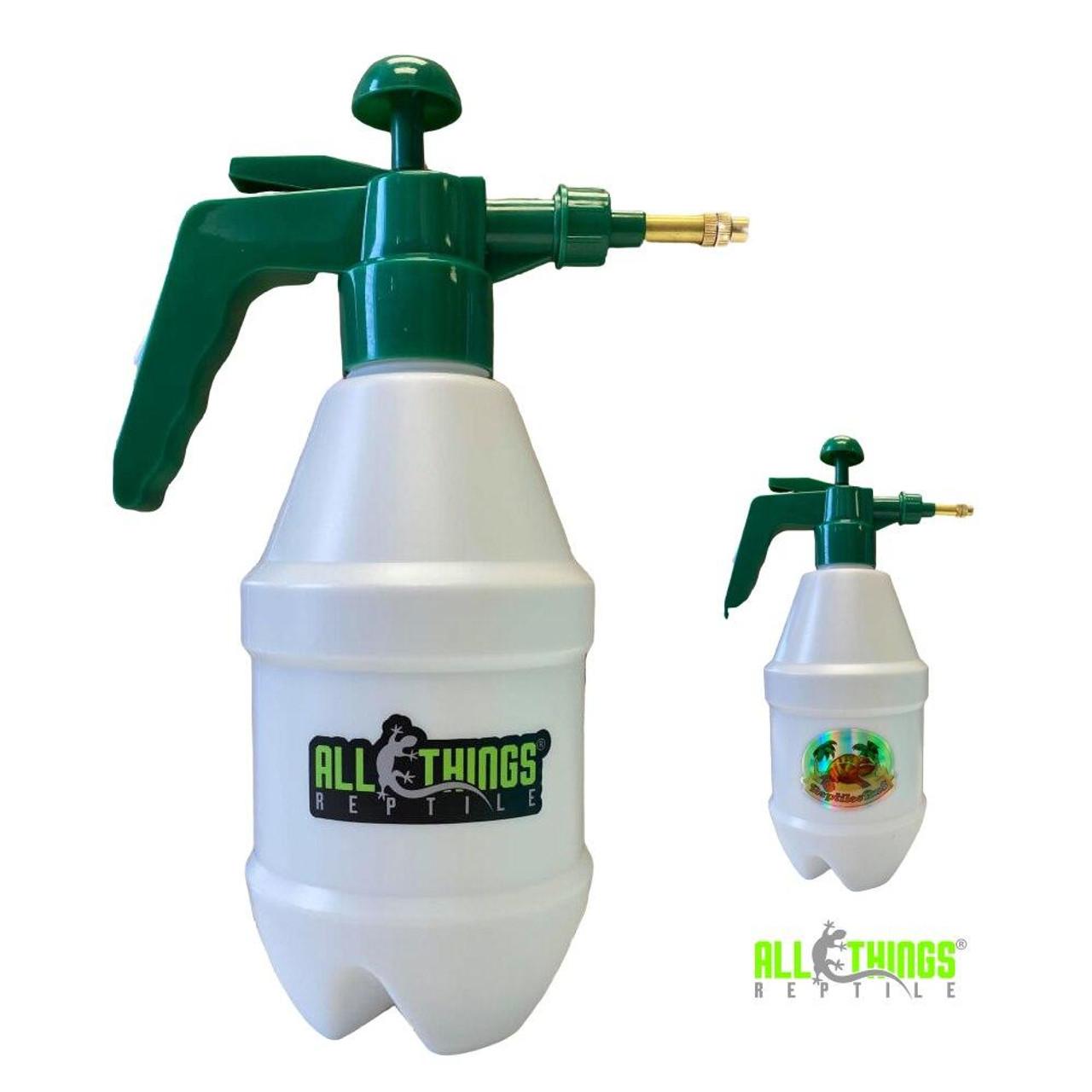 All Things Reptile ATR High Quality Pressure Sprayer 1L