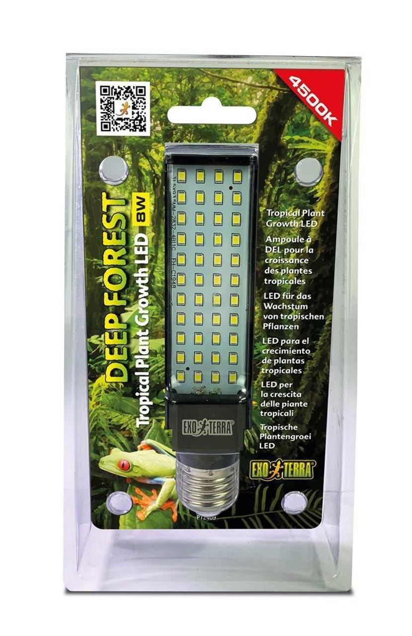 Exo Terra Exo Terra Deep Forest Tropical Plant Growth LED - 8W 4500K