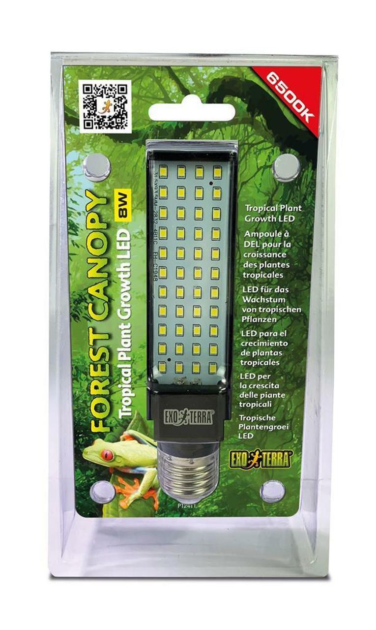 Exo Terra Exo Terra Forest Canopy Tropical Plant Growth LED - 8W 6500K