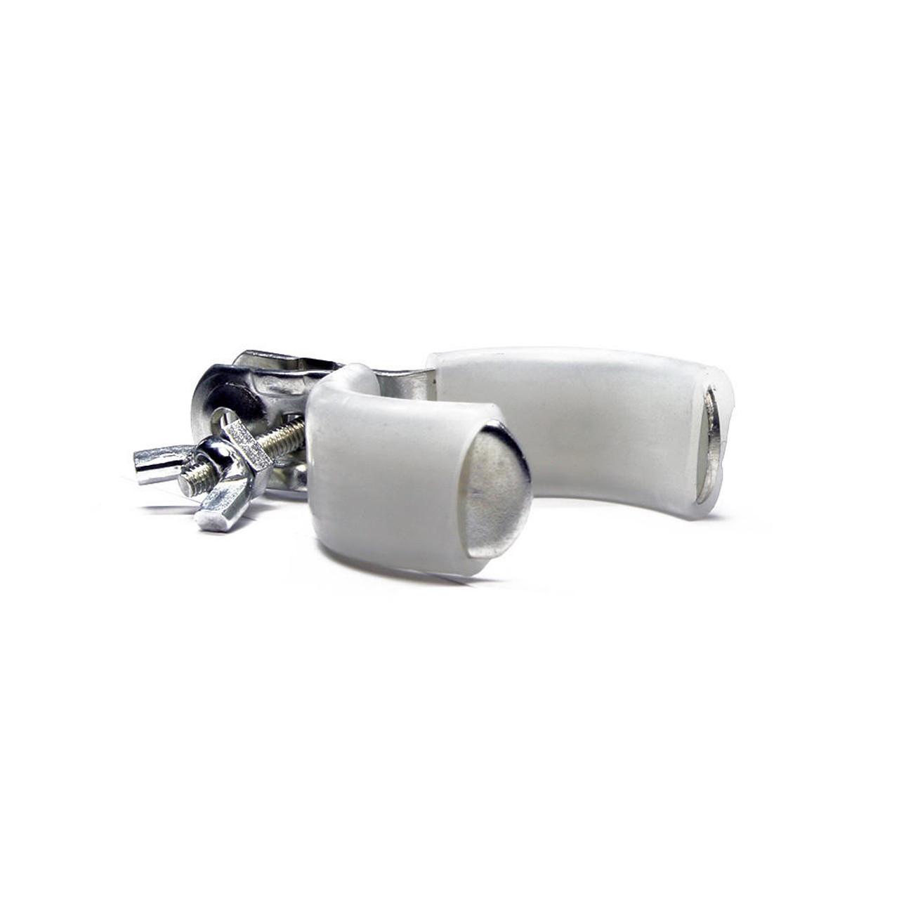 Arcadia ARCADIA GRAPHITE CERAMIC DOME REFLECTOR CLAMP LAMP 140mm / 5.5″ CDN/USA PLUG