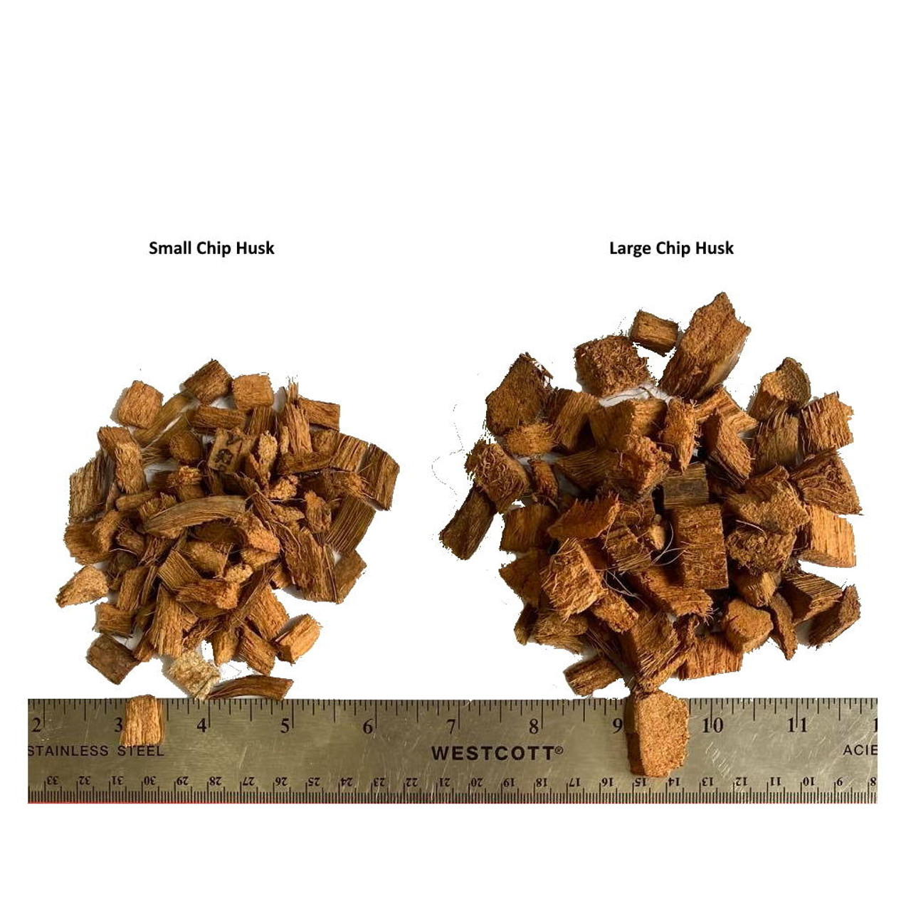 All Things Reptile Coco Husk Small Chips Loose in Bag 25L