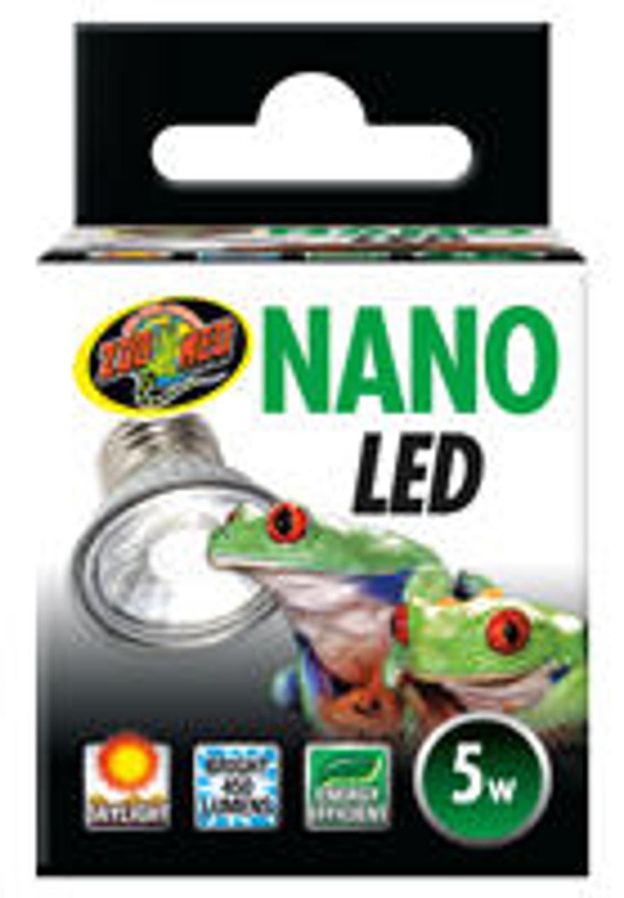 Zoo Med Zoo Med Nano LED Lamp 5w