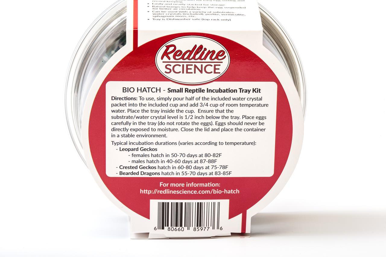 Redline Science Redline Science BIO HATCH Reptile Incubation Kit Small