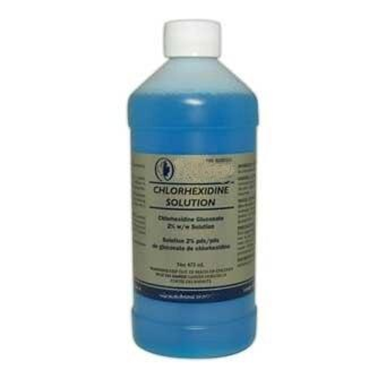 All Things Reptile Chlorhexidine 2percent Solution 473 mL