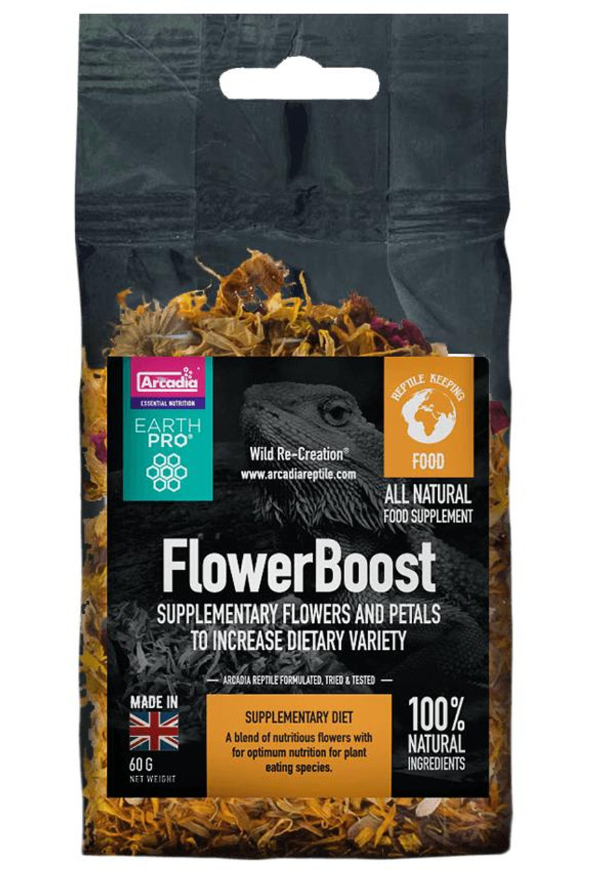Arcadia Arcadia EarthPro FlowerBoost 60 gm See Note about best before date