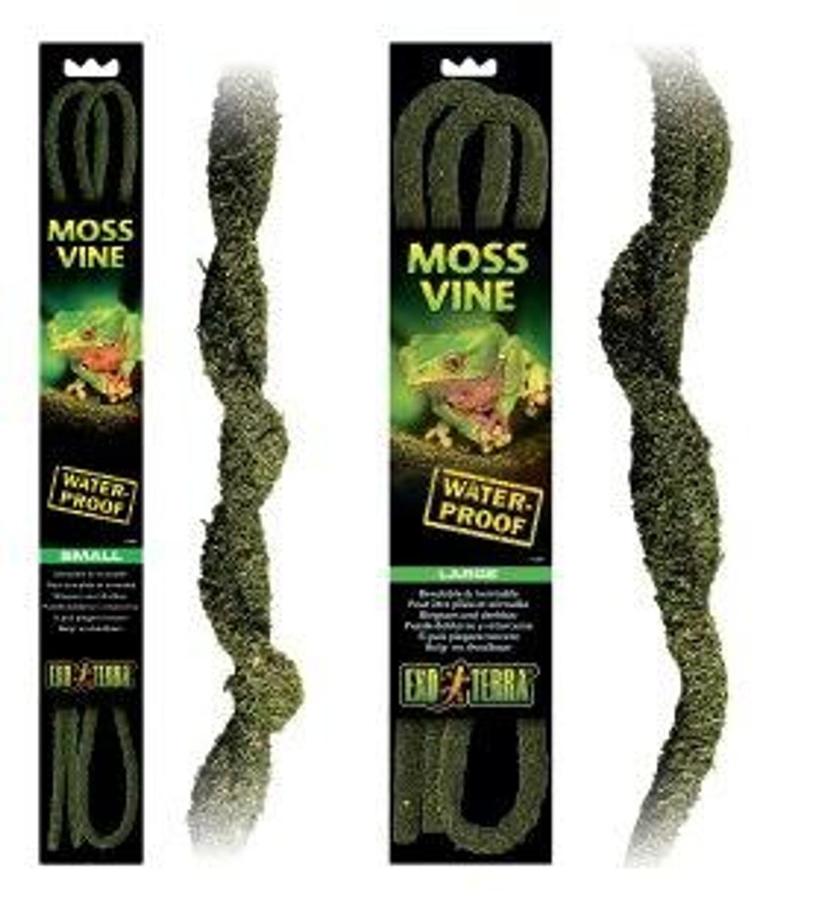 Exo Terra Exo Terra Moss Vine Large 6 long 1/2 Dia