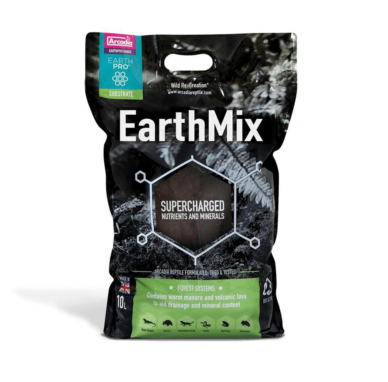 Arcadia ARCADIA EARTHMIX 10Ltr Bag