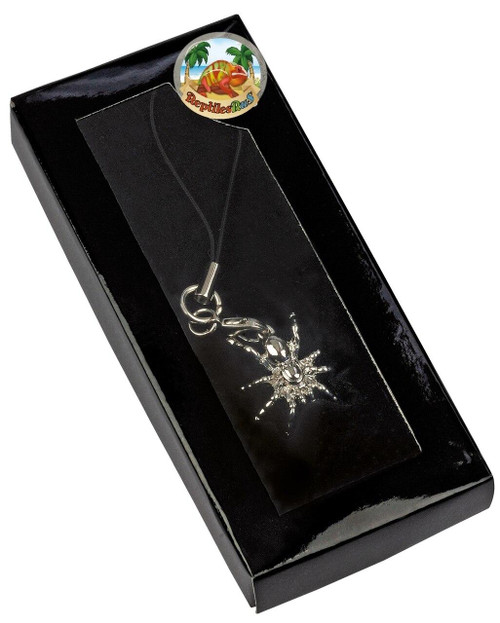 All Things Reptile Charm Spider