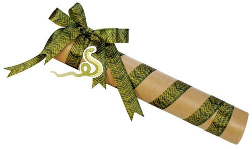 All Things Reptile Ribbon Snakeskin