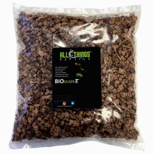 All Things Reptile ATR Repti-Cork Chips 1lbs Bag