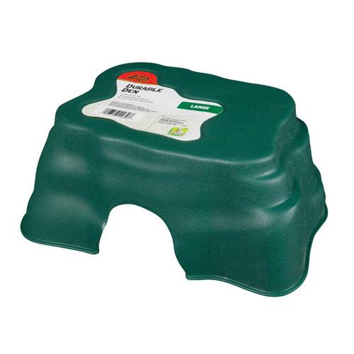 ZIlla Zilla Durable Den - Green - Large