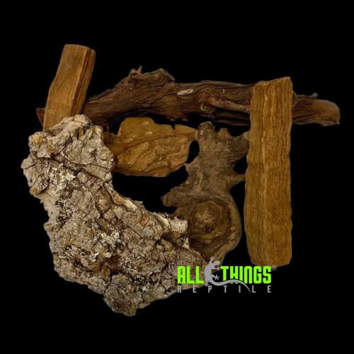 All Things Reptile ATR BioActive Terrarium Decor Pack