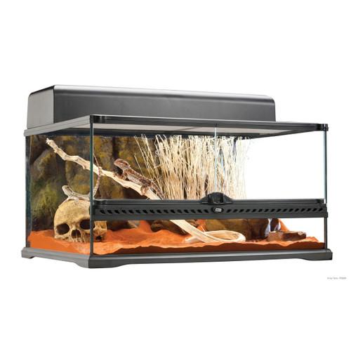 Exo Terra Exo Terra Natural Terrarium - Advanced Reptile Habitat - Low, 24in x 18in x 12in