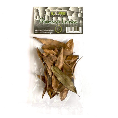 All Things Reptile Pihimbiya Mix Size Leaves 25-pack