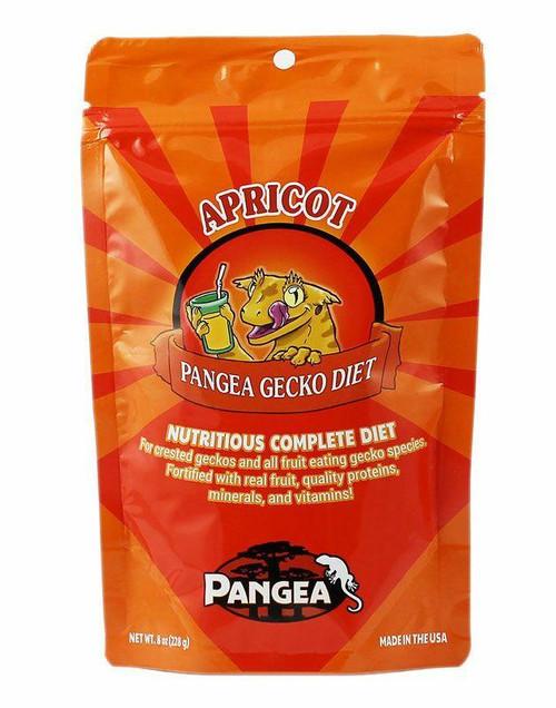Pangea Pangea Fruit Mix with Apricot Complete Gecko Diet 8oz