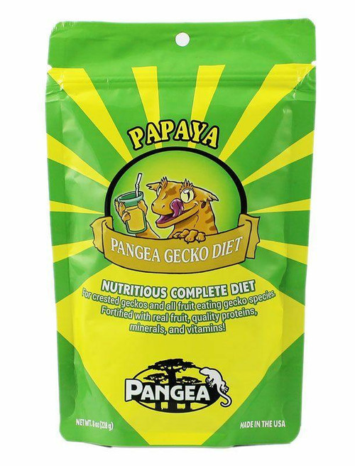 Pangea Pangea Fruit Mix with Papaya Complete Gecko Diet 8oz