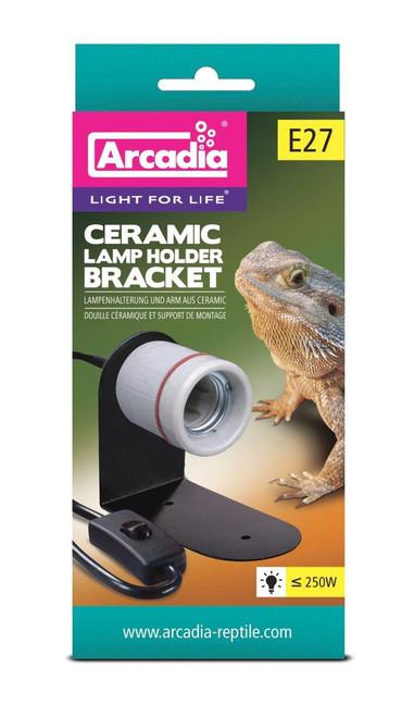 Arcadia Arcadia CERAMIC LAMP HOLDER BRACKET