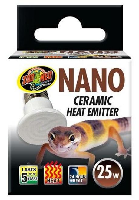 Zoo Med Zoo Med Nano Ceramic Heat Emitter 25 Watt