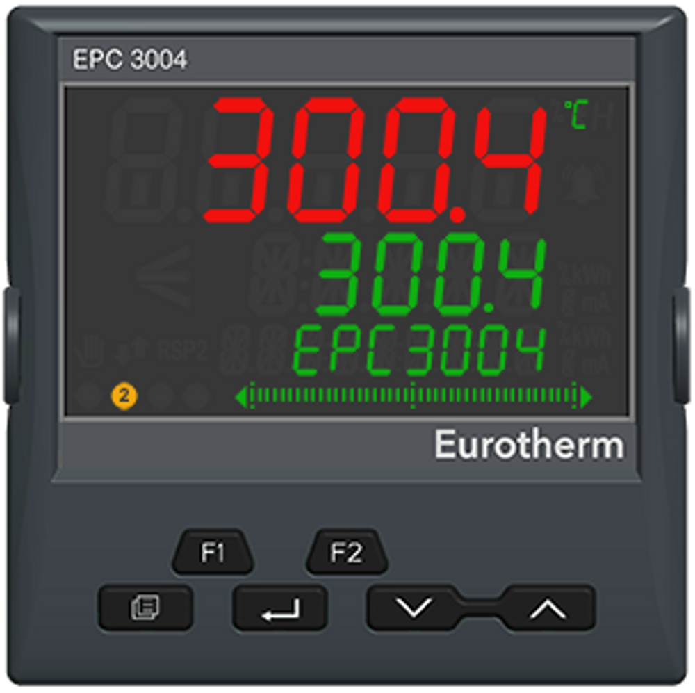 Eurotherm EPC3004 1/4 DIN Process and Temperature Controller