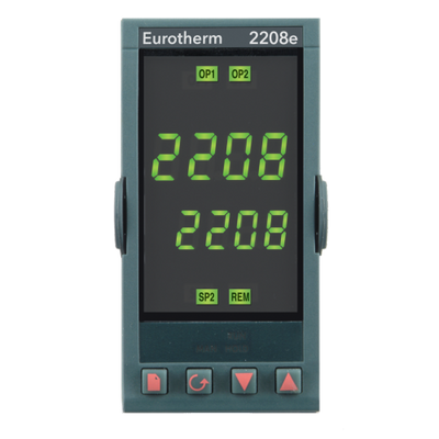 Eurotherm 2208e Series Temperature / Process Controller