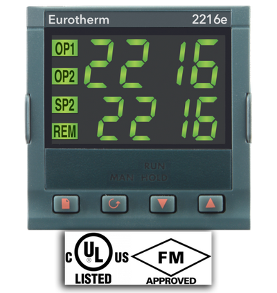 Eurotherm 2216e FM Approved High Limit Unit - Now OBSOLETE