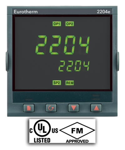 Eurotherm 2204e FM Approved High Limit Unit - Now OBSOLETE