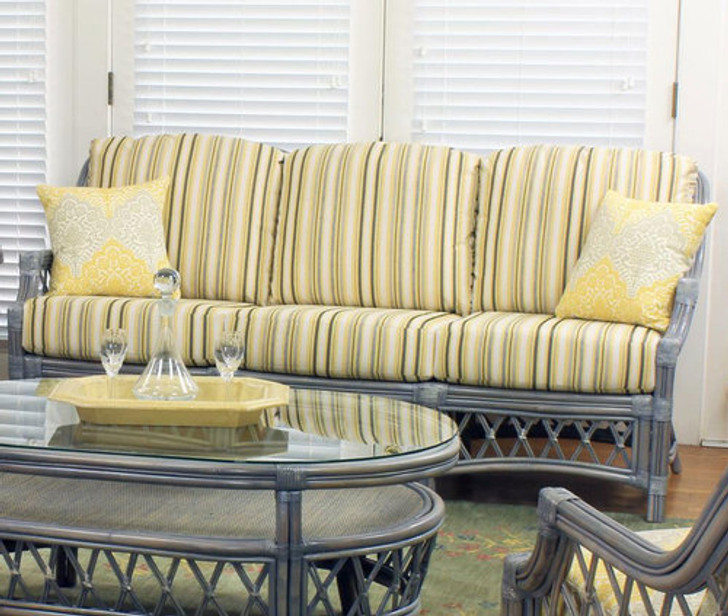 Replacement Cushions for South Sea Rattan Nadine Sofa