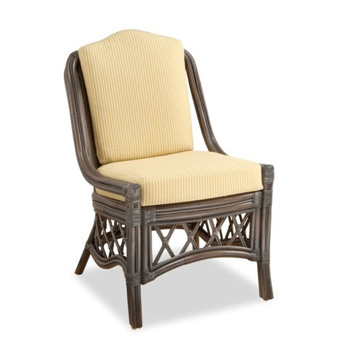 Replacement Cushions for South Sea Rattan Nadine Dining Side Chair