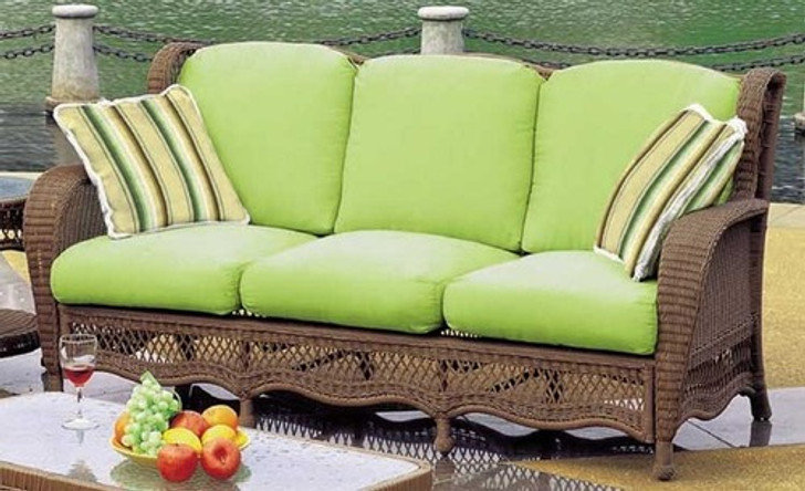 Replacement Cushions for South Sea Rattan Riviera Sofa