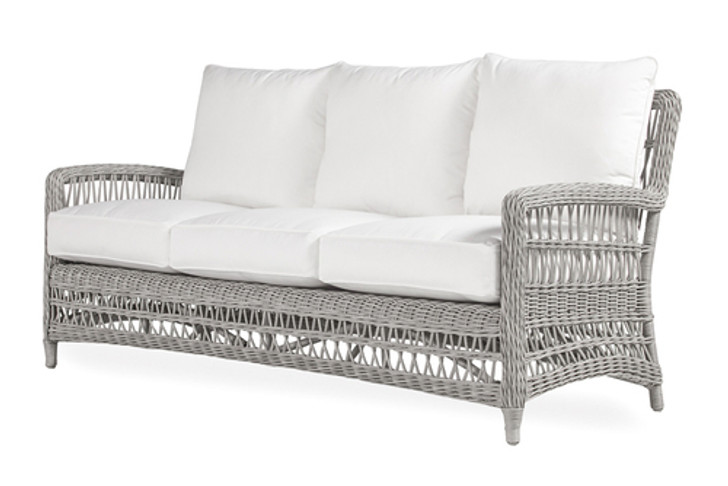 Replacement Cushions for Lloyd Flanders Mackinac Sofa