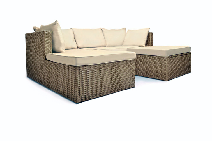 Tortuga Outdoor Space Saver Sectional