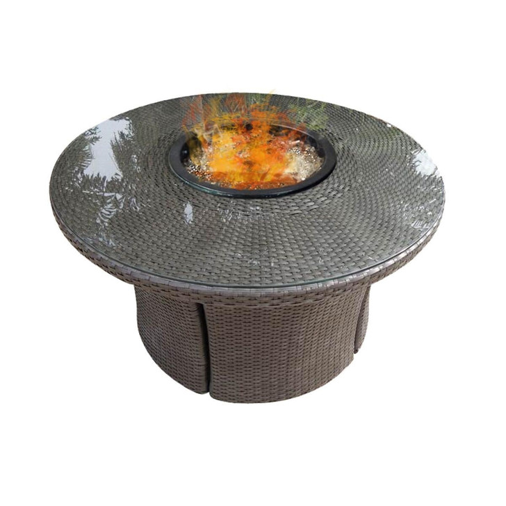 """Forever Patio Universal 42"""" Round Fire Table"""
