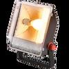IP65 70W SON Floodlight with Photocell Sensor (TRHP70PC)
