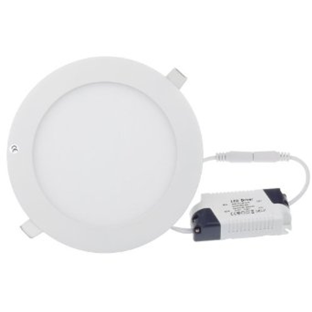 6W Round LED Panel Light