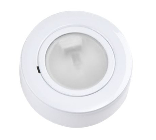 IP20 12V L/V White Cabinet Fitting Surface or Recessed