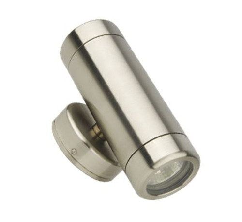 IP65 Stainless Steel Up & Down Light GU10 35W Fitting