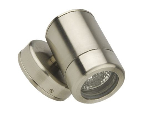 IP65 Stainless Steel Single Fixed GU10 35W Fitting