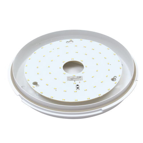 230V Trade LED Flush Lamp (4000K) (DFL1B20L)