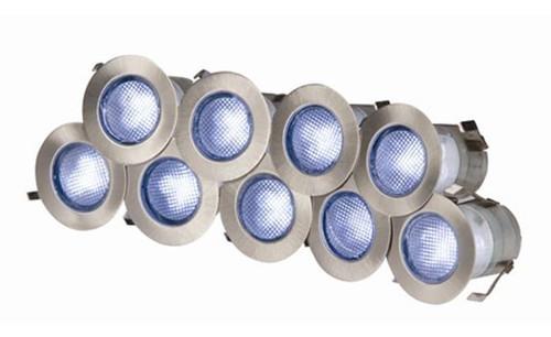 IP65 230V 1W LED Kit - Blue