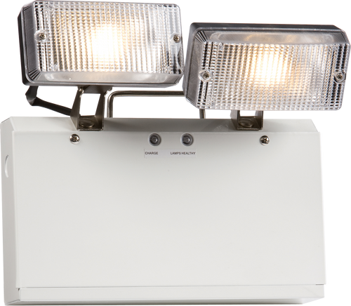IP20 LED Twin Spot Emergency Light