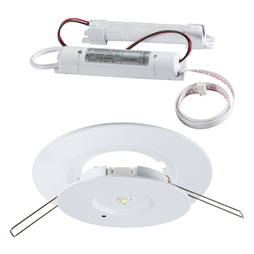 3W LED EMERGENCY DOWNLIGHT